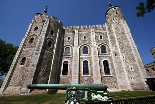 White Tower at the Tower of London  - dear esquire.jpg