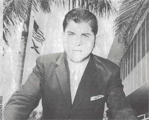 Rafael Del Pino in Miami, 1959